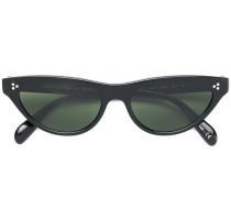 'Zasia' Cat-Eye-Sonnenbrille