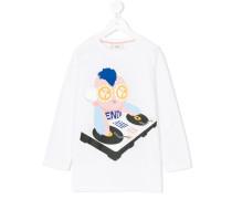 Langarmshirt mit DJ-Print