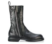 - Military-Stiefel mit Reißverschluss - men