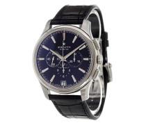 'El Primero Captain Chronograph' analog watch