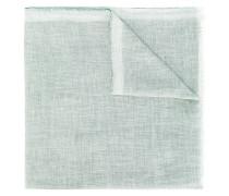 Schal mit aufgerauten Kanten