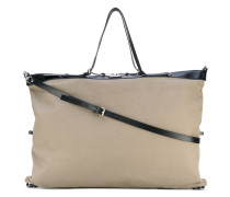 large ID convertible bag - men