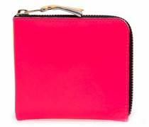 Portemonnaie in Colour-Block-Optik