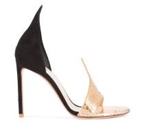 Sandalen mit metallischem Detail - women