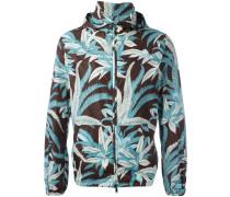 Jacke mit tropischem Print - men
