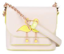 flamingo cross body bag