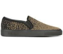 Verzierte Slip-On-Sneakers - women