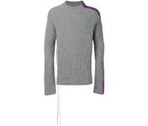 Gerippter 'Temel' Pullover