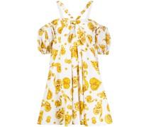 Kleid mit Barock-Print
