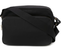 zip up 'Camera' messenger bag