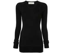 long seam detail jumper