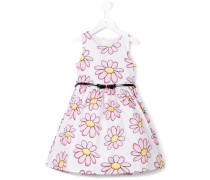 Kleid mit Blumen-Print - kids