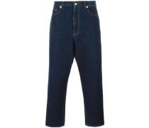 - Jeans mit tiefem Schritt - men - Baumwolle - 33