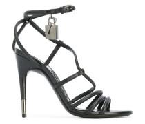 Stiletto-Sandalen mit Riemchen - women