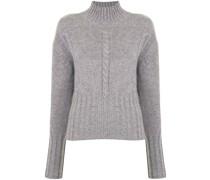 Fein gestrickter Pullover
