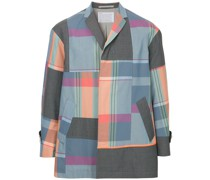 Jacke in Colour-Block-Optik