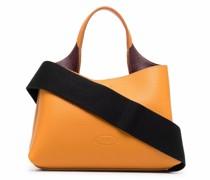Handtasche mit Ziernaht
