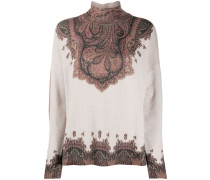 Pullover mit Paisleymuster
