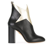 'Galactica' ankle boots