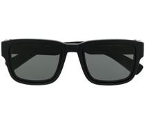 Eckige 'Boost' Sonnenbrille