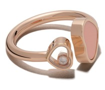 18kt 'Happy Hearts' Rotgoldring