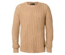 Cross Rib knit jumper