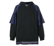 Football Hybrid hoodie