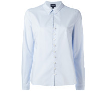Klassisches Hemd - women - Baumwolle/Elastan
