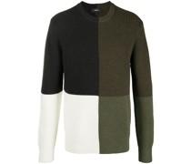 'Denton' Patchwork-Pullover