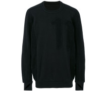 Sweatshirt mit Daumenlöchern