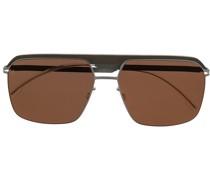 Getönte Leica Pilotenbrille