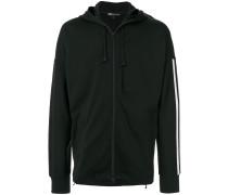 signature stripe hoodie - Unavailable