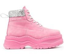 Stiefel mit Glitter