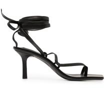Mina Sandalen aus Leder