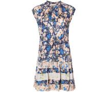 - Florales Kleid - women - Seide/Viskose - 10
