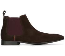 Chelsea-Boots mit spizer Kappe