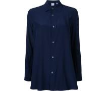 - Klassisches Seidenhemd - women - Seide - 38
