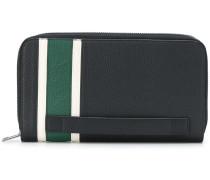 'Ulisse' Portemonnaie mit Streifen