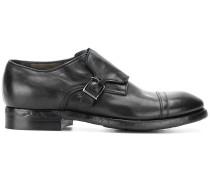 Monk-Schuhe mit Distressed-Optik