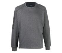 Sweatshirt mit Reißverschlusstaschen