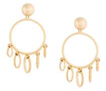 jump ring hoop earrings