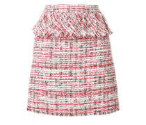 Captain Karl bouclé skirt