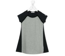 T-Shirtkleid in Colour-Block-Optik - kids