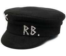 Baker-Boy-Mütze mit Nieten