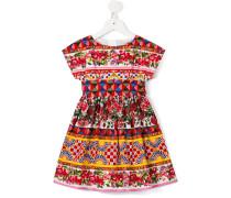 """Kleid mit """"Mambo""""-Print - kids - Baumwolle - 36"""