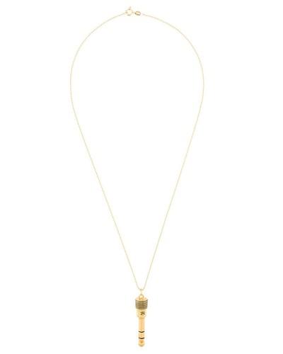 'Jack Plug' Halskette