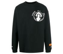 'Heron Is A Bird' Sweatshirt