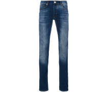 Jeans in Distressed-Optik