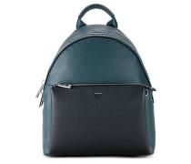 Rucksack mit schwarzer Vordertasche - men