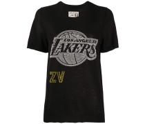 x NBA Pullover mit Rundhalsausschnitt